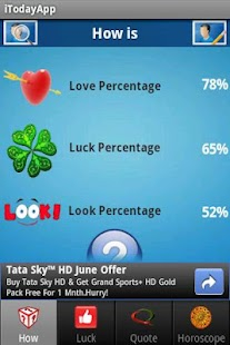 iToday App- screenshot thumbnail