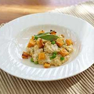 Risotto with Butternut Squash and Sage Recipe