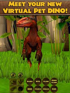 Virtual Pet Dinosaur: Raptor