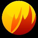 Norske temperaturer logo