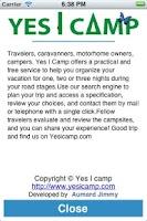Screenshot of Night Camping