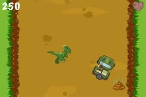 Screenshot of Dino Dodger
