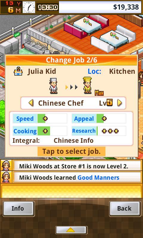Cafeteria Nipponica Lite - screenshot