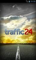 Screenshot of Traffic24