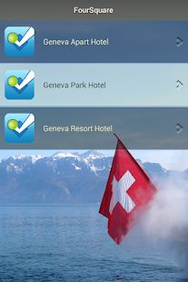 Geneva Hotels Group, Odessa- screenshot thumbnail