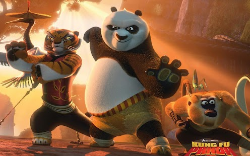 Kung Fu Panda Digital CookBook - screenshot thumbnail