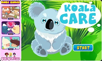 Screenshot of Koala Pet Care