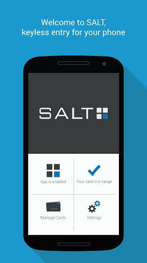 Secure SALT
