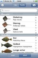 Screenshot of Vissengids