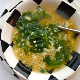 Roman Stracciatella Soup