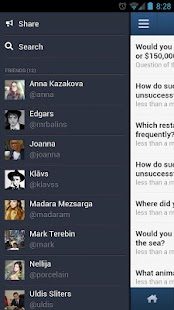 Ask.fm - screenshot thumbnail