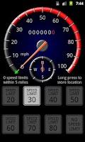 Screenshot of Speed Watcher Pro