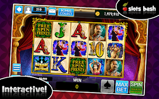 Screenshot of Slots Bash - Free Slots Casino