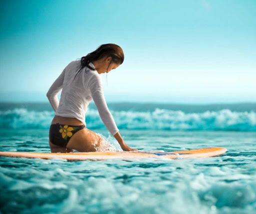 Beauty Surfing