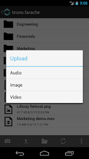 Liferay Sync - screenshot thumbnail