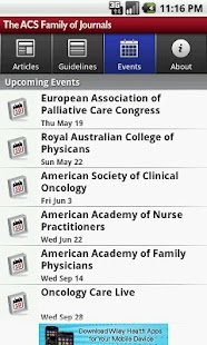ACS Journals - screenshot thumbnail