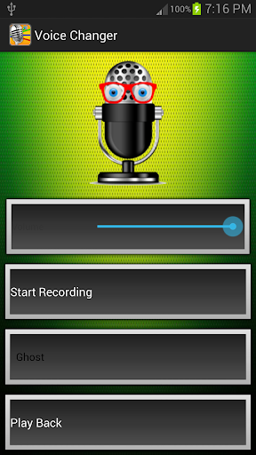 Voice Changer Free