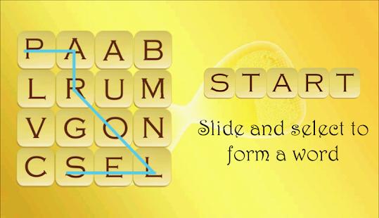 Words Boggler- screenshot thumbnail