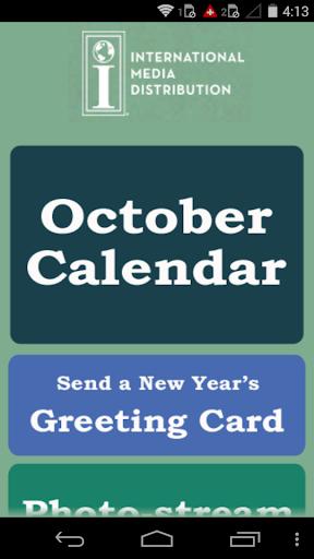 IMD Calendar