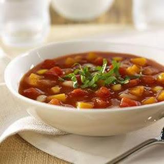 Fragrant Autumn Vegetable Soup.