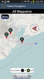 Polaris Navigation GPS - screenshot thumbnail
