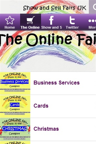 Show and Sell Fairs UK