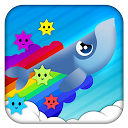 Whale Trail Frenzy mobile app icon