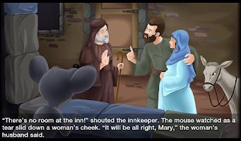 Screenshot of Christmas Story Books
