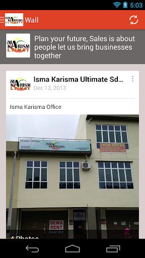 Isma Karisma Ultimate