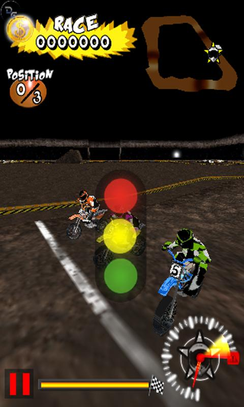 eXtreme MotoCross 2 Free- screenshot