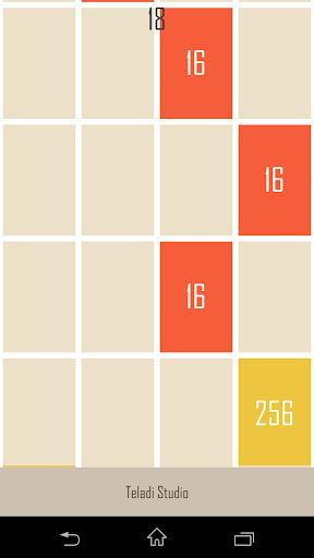 Tap to 2048 Tiles