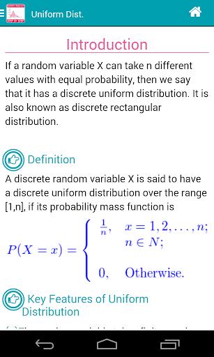 【免費教育App】Discrete Probability Dist. (P)-APP點子