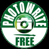 PhotoWrite Free
