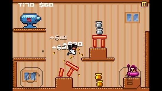 Karate Girl Destruction Run- screenshot thumbnail
