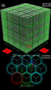 ButtonBass Dubstep Cube - screenshot thumbnail