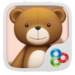 Teddy GO LauncherEX Theme v1.0
