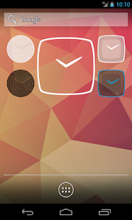 Minimal Clock - screenshot thumbnail