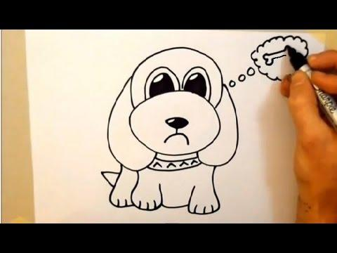 Drawing Lessons - Dogs