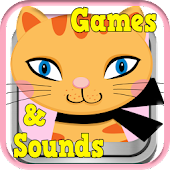 Cat Games For Kids Girls Free