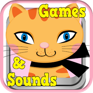 Cat Games For Kids Girls Free for PC and MAC