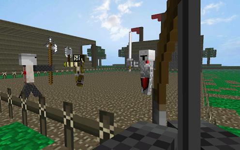 Block Warfare: Medieval Combat 動作 App-愛順發玩APP
