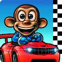 Monkey Racing icon