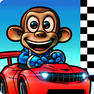 Monkey Racing v1.0.3 Mod APK (Unlimited Money)