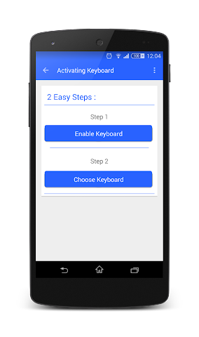 android TypeDroid Pro with Keyboard Screenshot 16