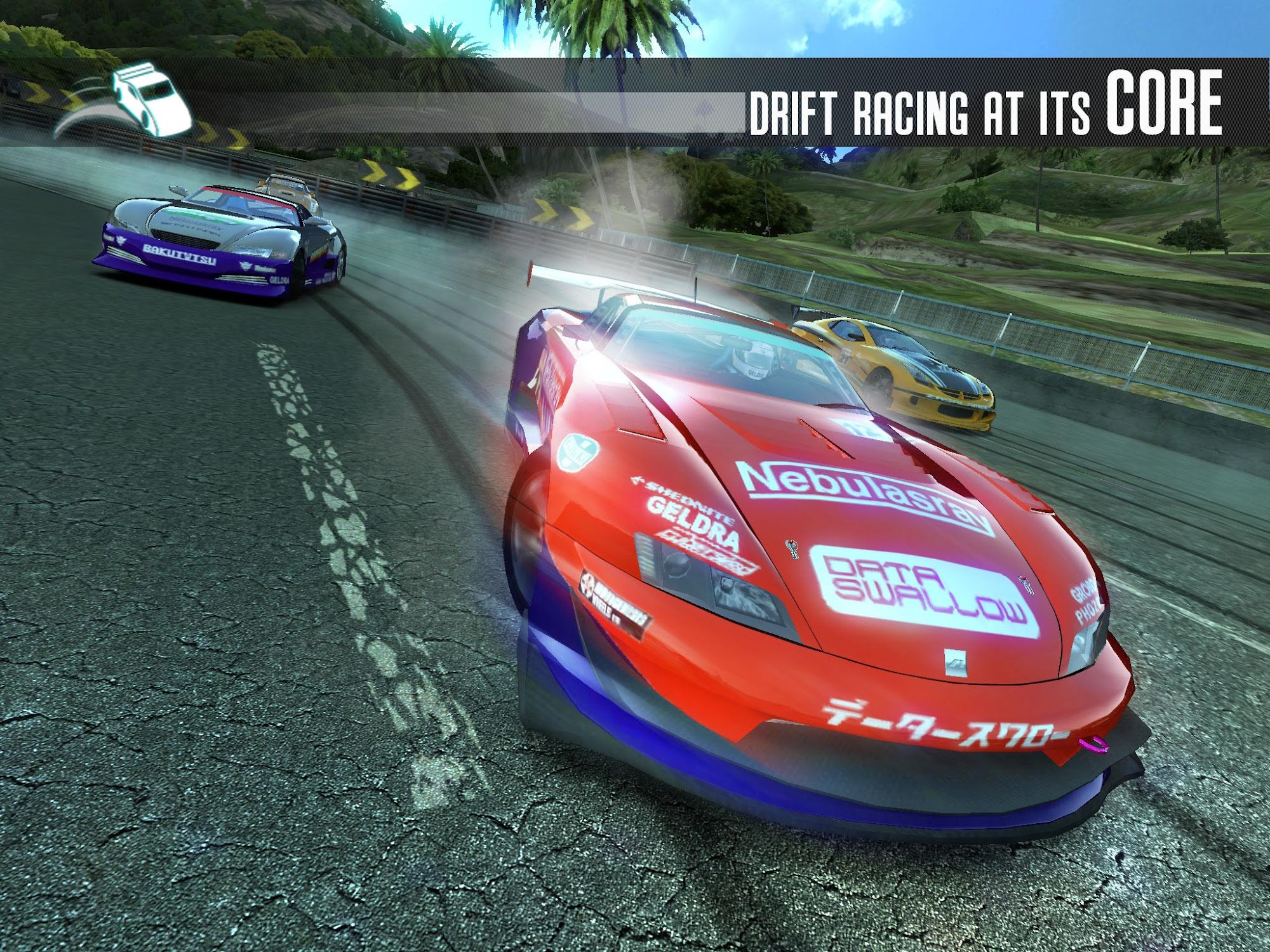 Ridge Racer Slipstream screenshot #5