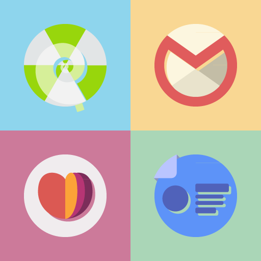 Lolli Light - Icon Pack – Applications sur Google Play