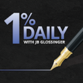 1% Daily with JB Glossinger