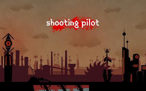 飞行员射击动作游戏