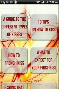 How to kiss - ultimate guide t - screenshot thumbnail