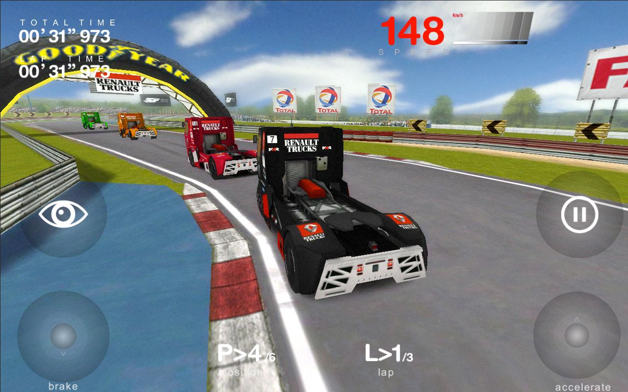 Renault Trucks Racing- screenshot